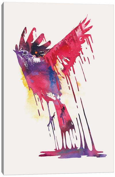 The Great Emerge Canvas Art Print