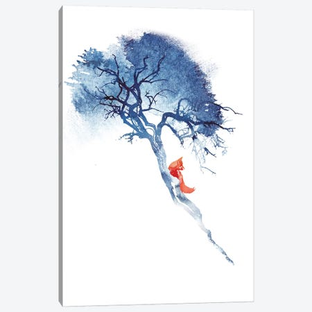 There's No Way Canvas Print #RFA48} by Robert Farkas Canvas Art