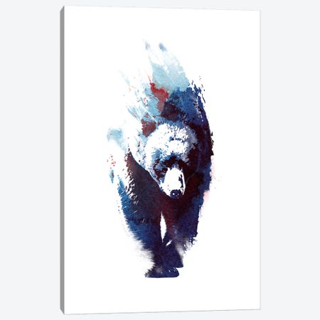 Death Run Canvas Print #RFA4} by Robert Farkas Canvas Art Print