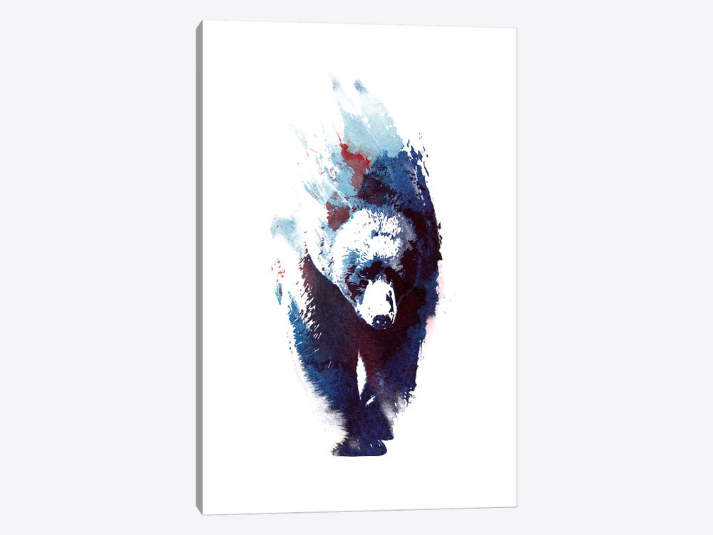 Death Run by Robert Farkas 1-piece Canvas Artwork