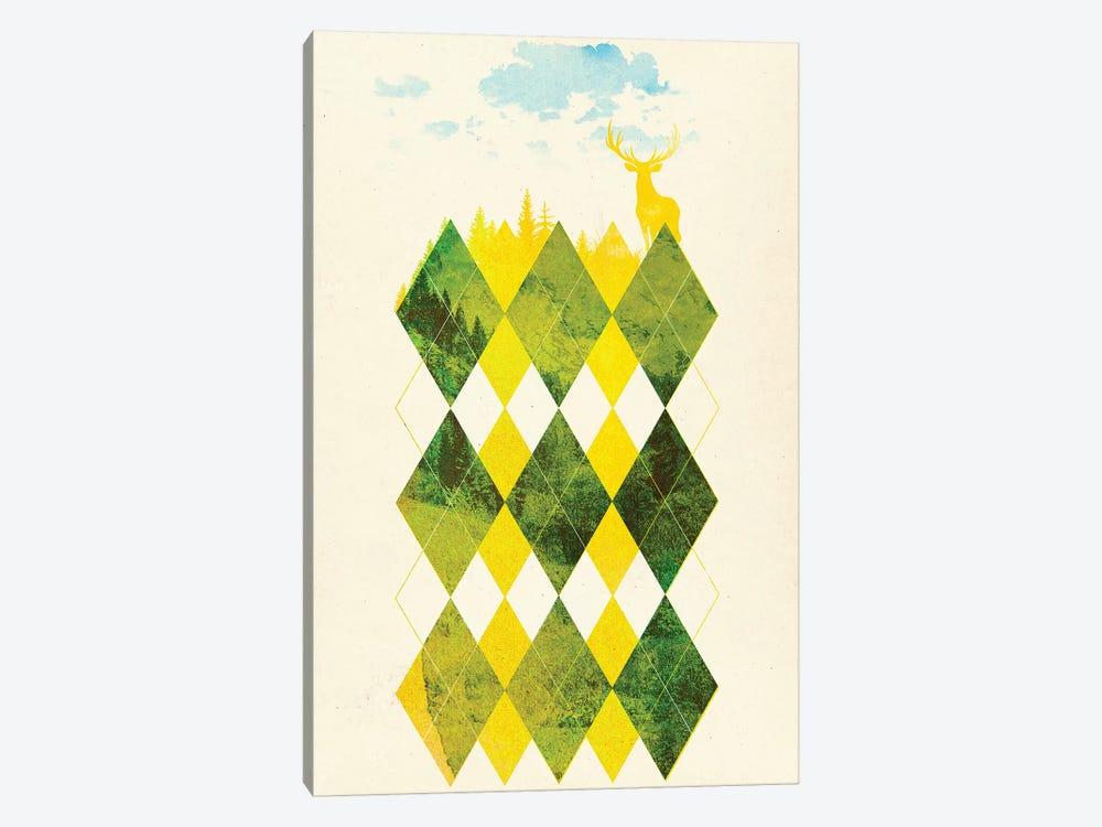 Elegant Forest by Robert Farkas 1-piece Art Print