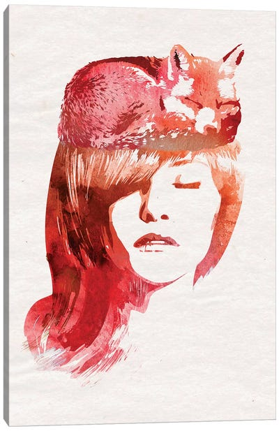Perfect Silence Canvas Art Print