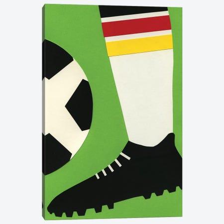 Team Germany Canvas Print #RFE106} by Rosi Feist Canvas Print
