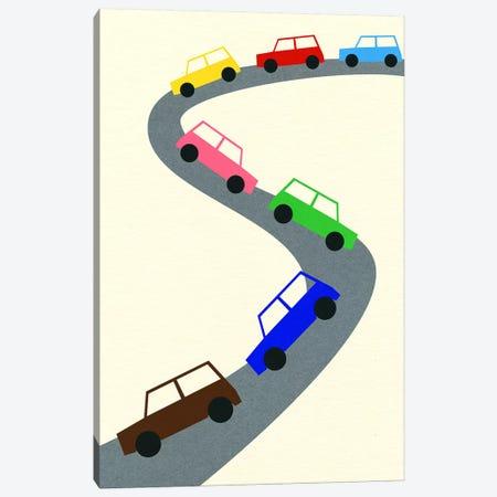 Traffic Canvas Print #RFE138} by Rosi Feist Canvas Art Print