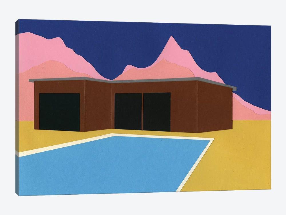 California Summer House by Rosi Feist 1-piece Art Print