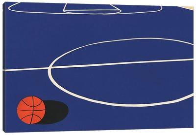 Oakland Basketball Team II Canvas Art Print