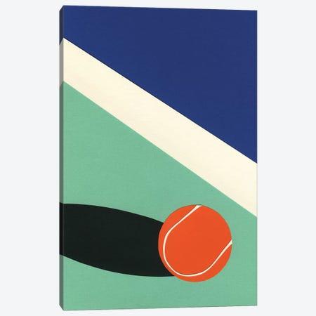 Arizona Tennis Club II Canvas Print #RFE6} by Rosi Feist Canvas Print