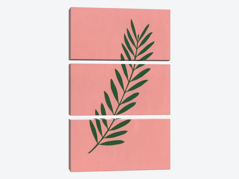 Olive by Rosi Feist 3-piece Canvas Art Print