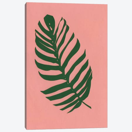 Philodendron Canvas Print #RFE75} by Rosi Feist Canvas Wall Art