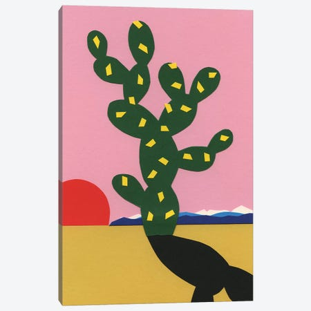 Sierra Nevada III Canvas Print #RFE94} by Rosi Feist Canvas Wall Art