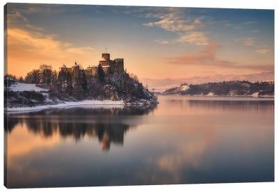 Niedzica Castle - Poland Canvas Art Print