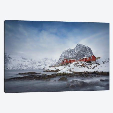 Hamnoy - Lofoten - Norway Canvas Print #RFL130} by Rafal Kaniszewski Canvas Print