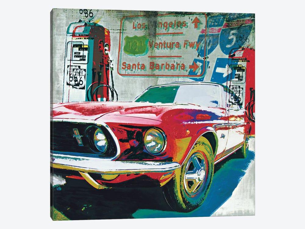Ventura Freeway by Ray Foster 1-piece Canvas Artwork