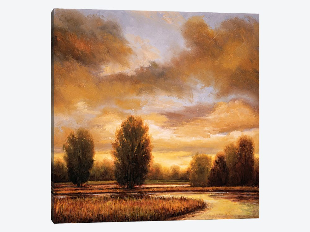 Away From It All I by Ryan Franklin 1-piece Canvas Wall Art