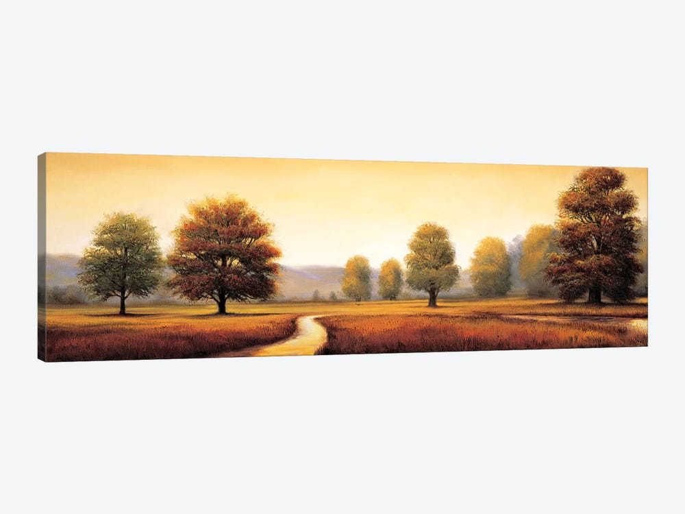 Landscape Panorama I by Ryan Franklin 1-piece Canvas Print