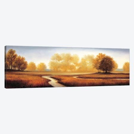 Landscape Panorama III Canvas Print #RFR6} by Ryan Franklin Art Print