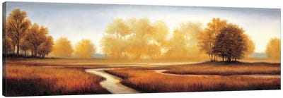 Landscape Panorama III Canvas Art Print