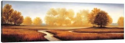 Landscape Panorama III Canvas Art Print