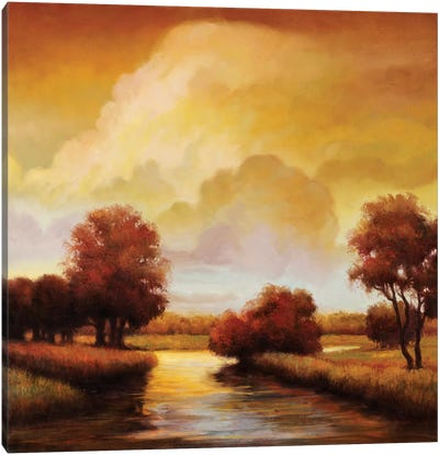 Majestic Morning I Canvas Art Print