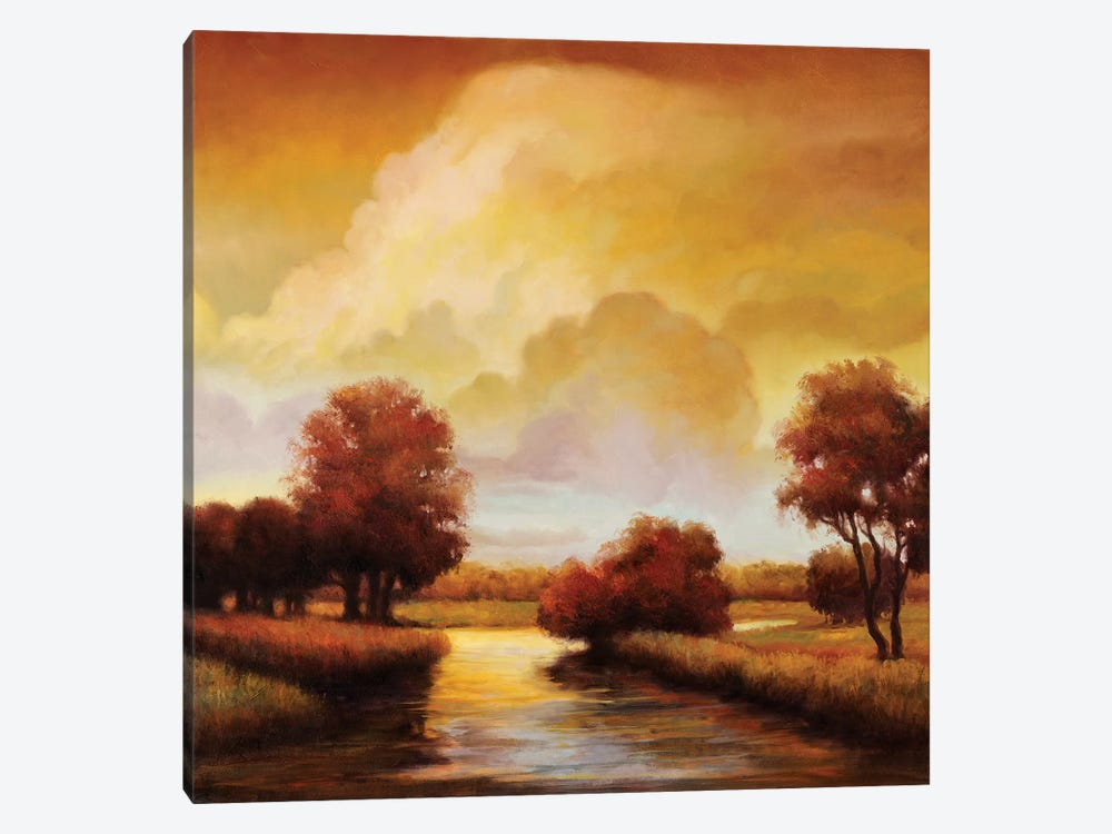 Majestic Morning I by Ryan Franklin 1-piece Canvas Artwork