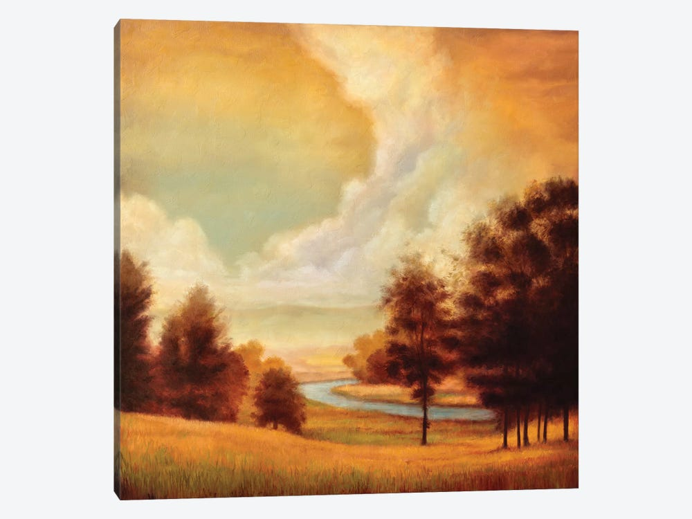 Majestic Morning II by Ryan Franklin 1-piece Canvas Art Print