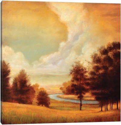 Majestic Morning II Canvas Art Print