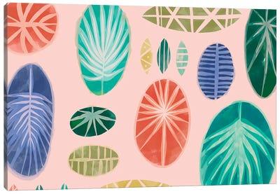 Desert Palms Canvas Art Print