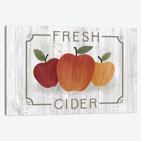 Harvest Orchard I Canvas Print #RGA30} by Richelle Garn Canvas Artwork