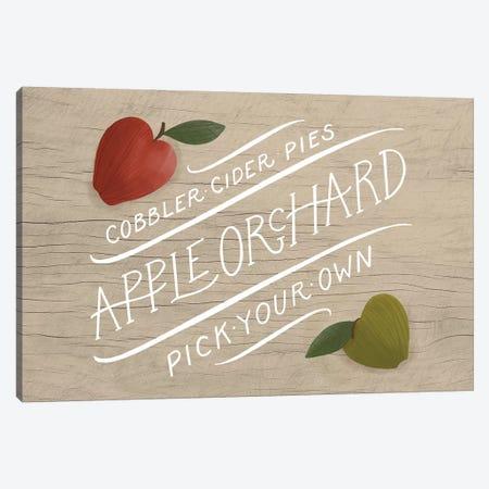 Harvest Orchard IV Canvas Print #RGA33} by Richelle Garn Canvas Wall Art