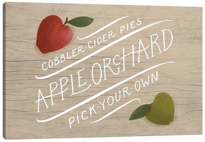 Harvest Orchard IV Canvas Art Print