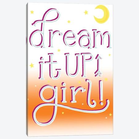 Tween Dreamin III Canvas Print #RGA3} by Richelle Garn Art Print