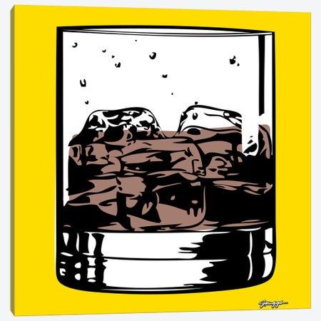Cocktail IV Canvas Print #RGG10} by JRuggs Canvas Artwork