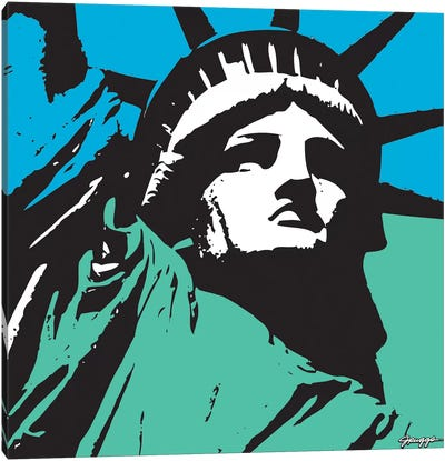 Liberty III Canvas Art Print