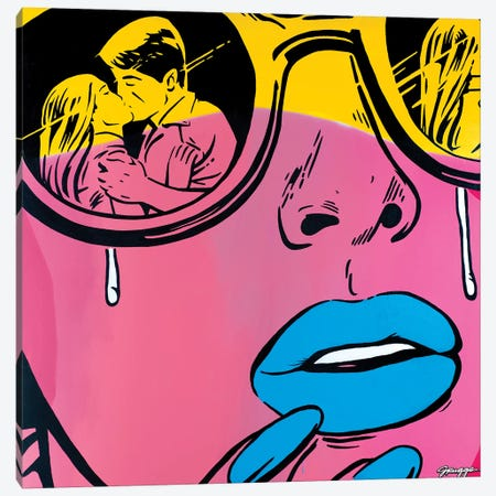 Love Lost Canvas Print #RGG22} by JRuggs Canvas Art Print