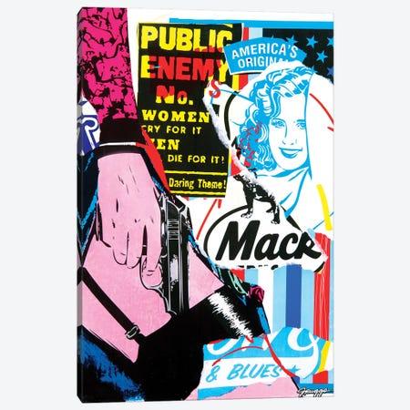 Mack I Canvas Print #RGG23} by JRuggs Canvas Print