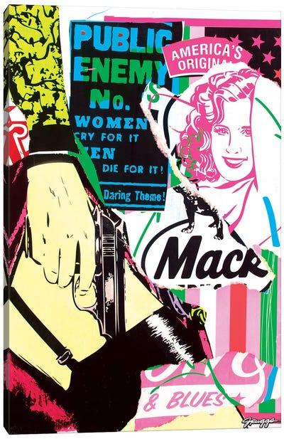 Mack II Canvas Art Print