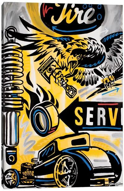 Motorhead Canvas Art Print