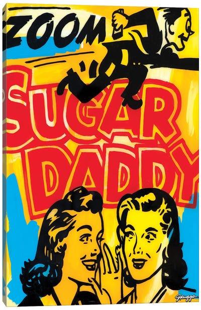 Sugar Canvas Art Print
