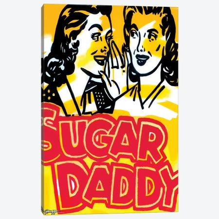 Sugar Daddy 3-Piece Canvas #RGG39} by JRuggs Canvas Artwork