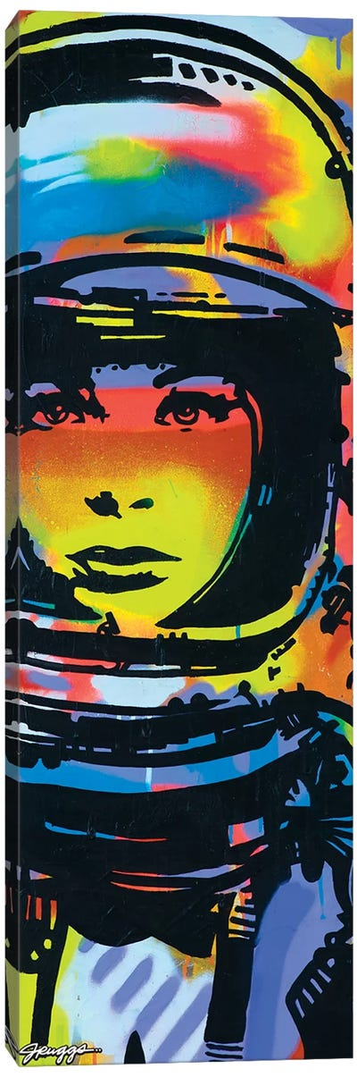 Astronaut II Canvas Art Print