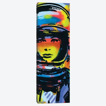 Astronaut II Canvas Print #RGG3} by JRuggs Canvas Art Print
