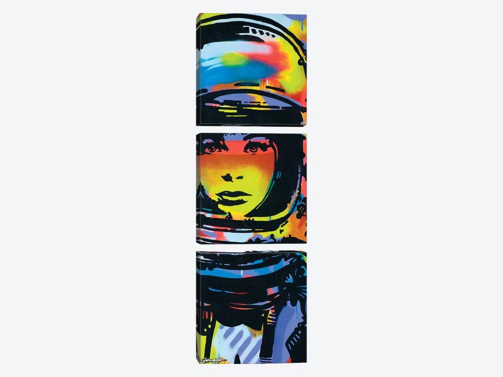 Astronaut II by JRuggs 3-piece Canvas Art
