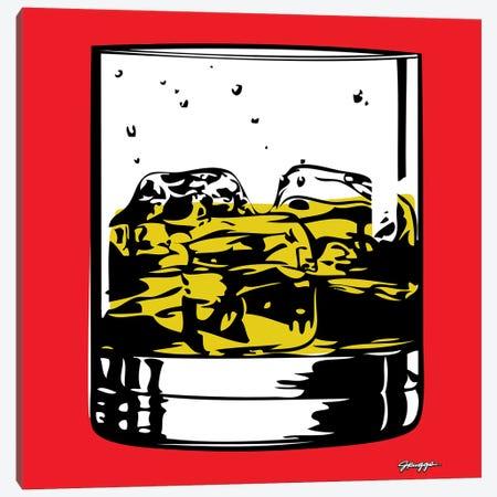 Cocktail I Canvas Print #RGG7} by JRuggs Canvas Wall Art