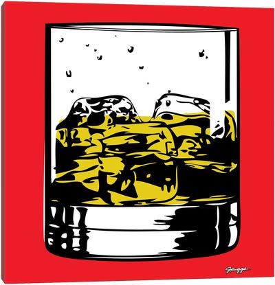 Cocktail I Canvas Art Print