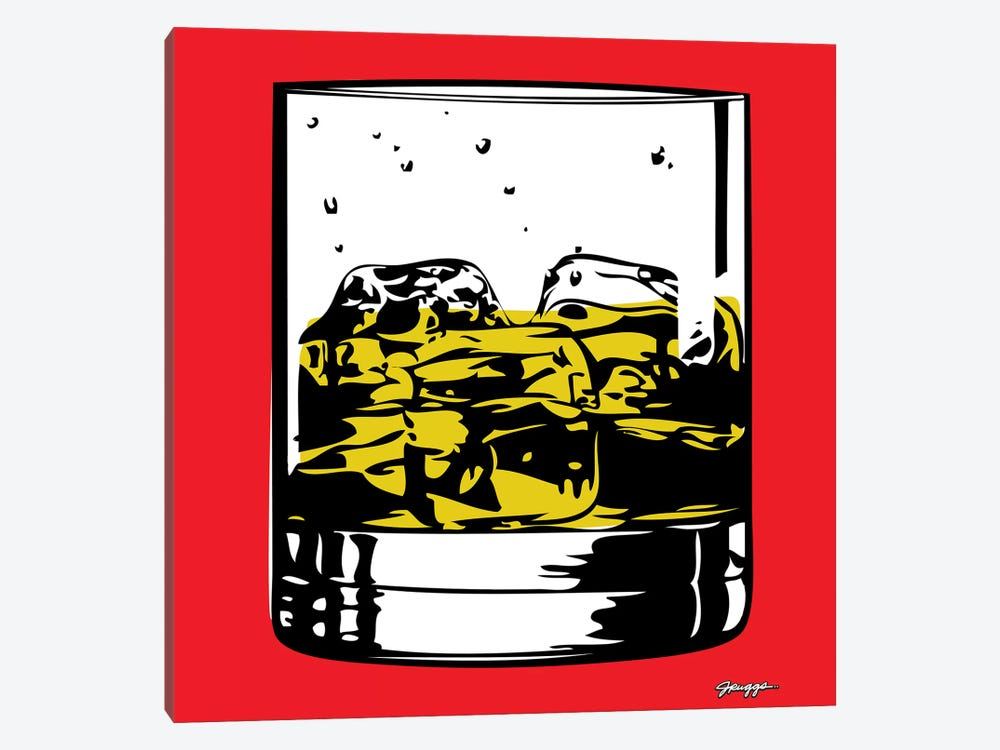 Cocktail I by JRuggs 1-piece Canvas Wall Art