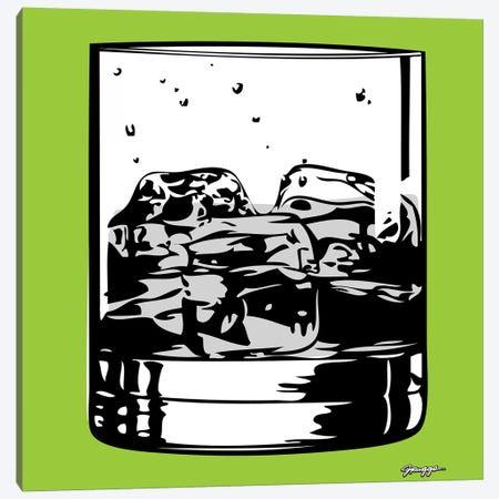 Cocktail II Canvas Print #RGG8} by JRuggs Art Print
