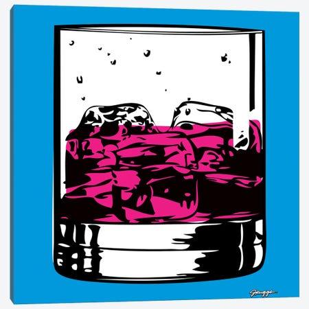 Cocktail III Canvas Print #RGG9} by JRuggs Canvas Print