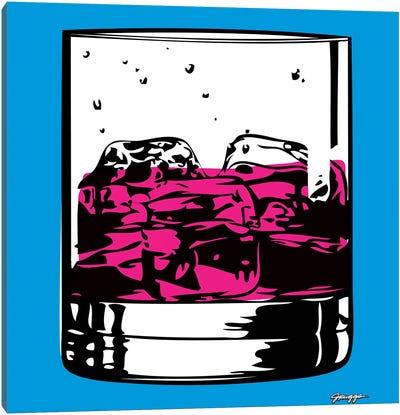 Cocktail III Canvas Art Print