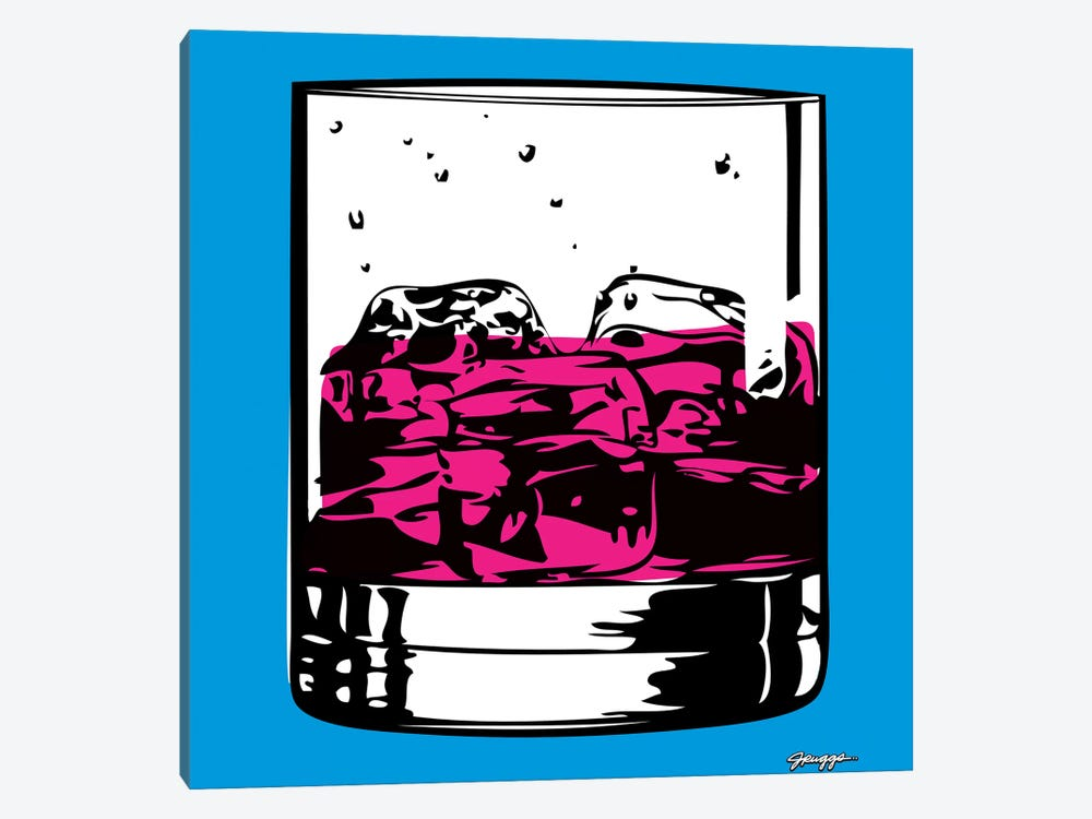Cocktail III by JRuggs 1-piece Canvas Wall Art