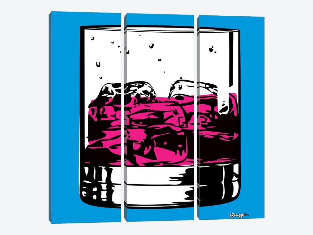 Cocktail III by JRuggs 3-piece Canvas Artwork